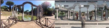 Un tour virtual por la Villa Adriana | Mundo Clásico | Scoop.it