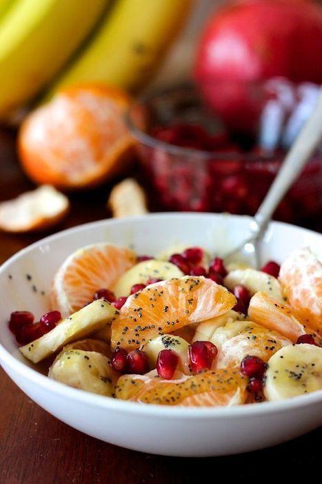 Winter Fruit Salad w   cooking   Scoop.it