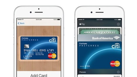 Apple gives users a guided tour of Apple Pay | Macwidgets..some mac news clips | Scoop.it