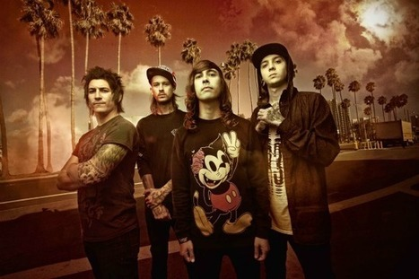 Pierce the Veil launch pre-order for This Is A Wasteland documentary - Alternative Press | Music | Scoop.it