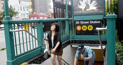 Danser dans le métro New-Yorkais peut rapporter gros | Rap , RNB , culture urbaine et buzz | Scoop.it