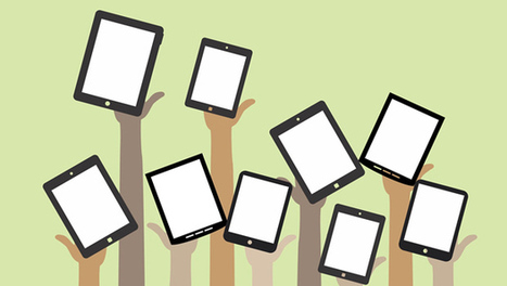 No Running Away From Tablets | BYOD iPads | Scoop.it