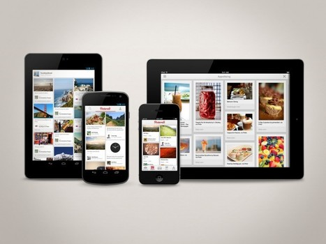 Pinterest launches official app for Android, updates iPhone/iPad app | Cloud Central | Scoop.it