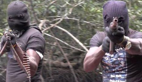 Nigeria: Les pirates du pétrole | Géopolitique de l'Afrique sub-saharienne | Scoop.it