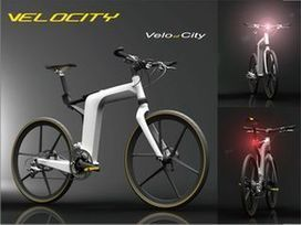 Light electric vehicles, urban bikes foci of design competition - Focus Taiwan News Channel | Vertical Farm - Food Factory | Scoop.it