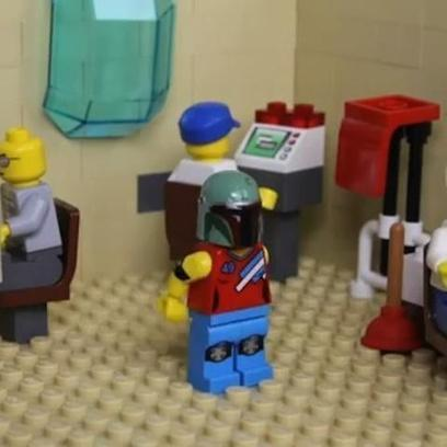 LEGO Pre-Enactment Shows 'Harlem Shake' Meme in 2015 | Diversão | Scoop.it