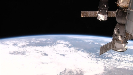 NASA is broadcasting breathtaking HD footage of Earth shot from the International Space Station   Broadcasting   Scoop.it