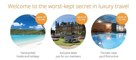 Luxury Travel Site Secret Escapes Buys Germany's JustBook To Square Up To Jetsetter And Hotel Tonight   TechCrunch   smart phone   Scoop.it
