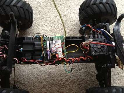 Arduino assisted RC Truck/Car   Arduino Focus   Scoop.it