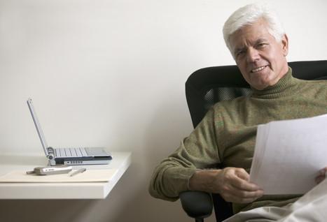Quand les objets communicants rompent l'isolement de personnes âgées | Geeks | Scoop.it