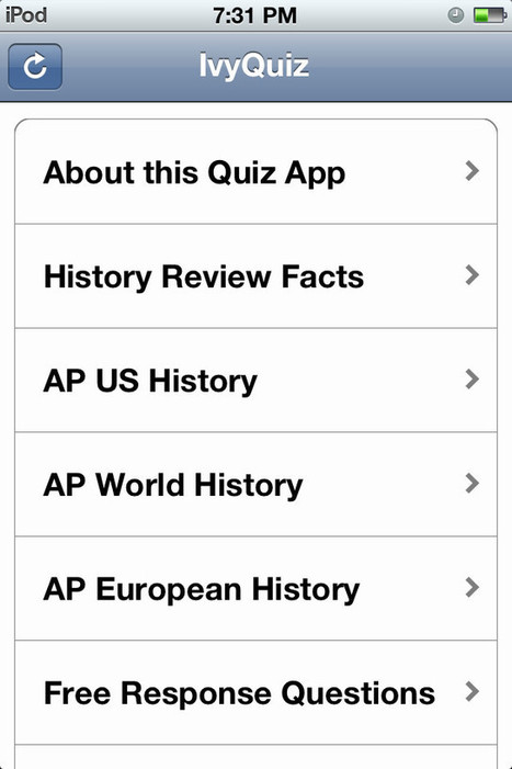 History Wizard (Entertainment) | Speak iPad | HSIE Apps | Scoop.it