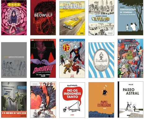 Comics esenciales 2013 | Recursos TAC | Scoop.it