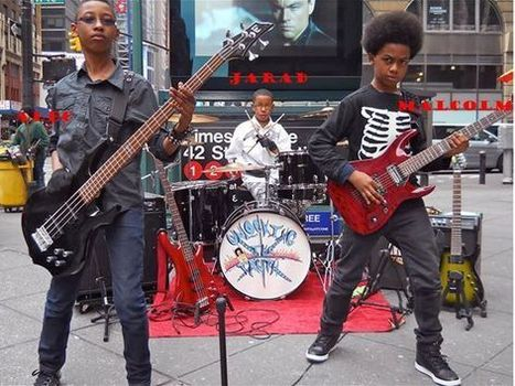 Middle school metal trio sign $1.7 million record deal with Sony Music - Alternative Press | Winning The Internet | Scoop.it
