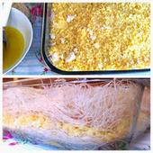 Τυρόπιτα με κανταΐφι και γλυκά τυριά. | Dailycious.gr | Συνταγές | Scoop.it