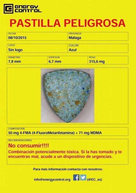 Ampliando el verano XIV: 4-FMA: pastilla peligrosa/4-FMA: Dangerous pills   amplia-mente   Scoop.it