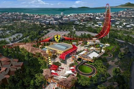 Catalogne : Port Aventura signe un partenariat exclusif en Europe avec Ferrari | Ecologie LR | Scoop.it