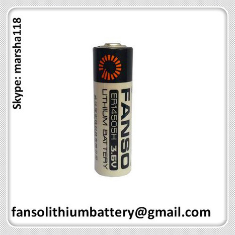 AA Size 3.6v Lithium Thionyl Chloride Battery ER14505 with High Capacity | FANSO Lithium Battery 3.6v & 3.0v Manufactuer of China. Contact Marsha if you need with fansolithiumbattery@gmail.com or skype: marsha118 | Scoop.it