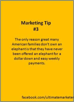 Marketing Tip #3 | MarketingTip | Scoop.it