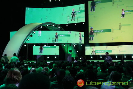 Microsoft Xbox E3 Press Conference Live Blog | Ubergizmo | a 4d movie on Riversutra gone all wrong | Scoop.it