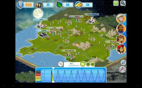 Need For Grid : un serious game sur l'industrie de l'électricité - Android-MT | Formation, apprentissage lié au TIC | Scoop.it