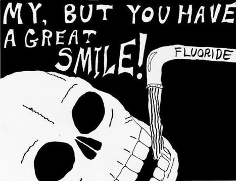 Fluoridated Water: A Toxic Scam Invented by the Nazi's | Crystal Wind™ | Scoop.it