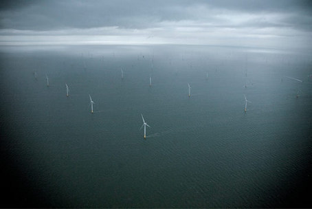 World's largest offshore wind farm generates first power | Amazing Science | Scoop.it