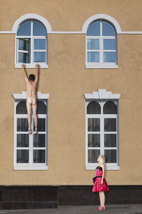 AWKWARD! 10 Cringe-Worthy Infidelity Stock Photos | Strange days indeed... | Scoop.it