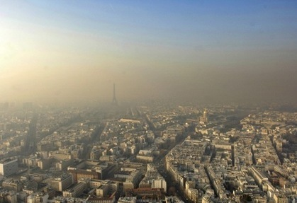 Pollution de l'air: une facture de 100 milliards par an | Dépenser Moins | Scoop.it