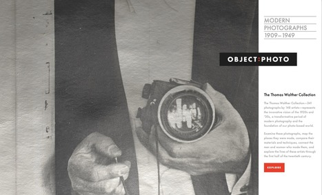 Object:Photo | MoMA | Website selection | Scoop.it
