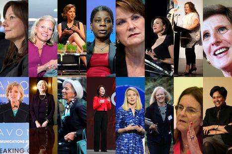 Mujeres que han roto el techo de cristal o mujeres coartada? | #GDIVERSIDADCEPAIM_MAPADIVERSIDAD | Scoop.it