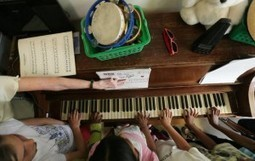 Science Just Discovered Something Amazing About What Childhood Piano Lessons Did to You | Education, Curiosity, and Happiness | Scoop.it