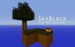 SkyBlock Map for Minecraft 1.8, 1.7.9 | lucas29 | Scoop.it