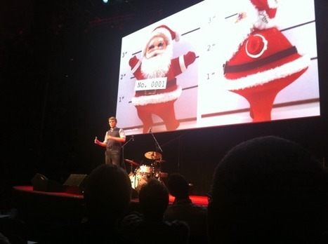 Adam Roberts Questions Assessment #tedxlondon | Oliver Quinlan: Live Blogs | Creativity Assessment | Scoop.it