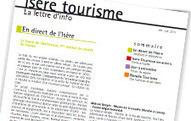 Isère Tourisme la Lettre d'Info - Isère Tourisme | L'espace info pro des offices de tourisme de Bièvre-Valloire | Scoop.it