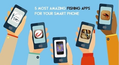 Find Fishing Spots Near your Location: 5 Most Amazing Fishing Apps for your Smart phone | Fishing Spot App | Scoop.it