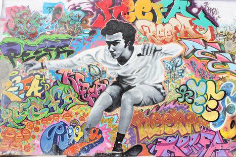 Artists want Art Basel to pay tribute to killed graffiti artist 'Reefa' - MiamiHerald.com | Street art news | Scoop.it