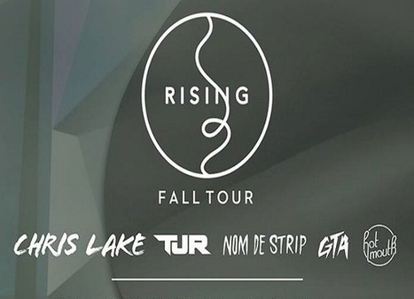 NEWS: Chris Lake's Rising Tour to make lone Canadian stop Sept. 6 in Guelph - EDMN | ELECTRONIC DANCE MUSIC NEWS (EDMN) | Scoop.it