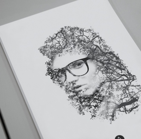 Double Exposure Style in Photoshop | Personal Branding and Professional networks | Scoop.it