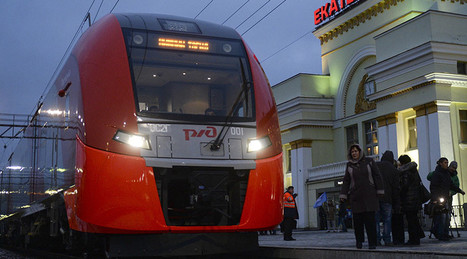 Russia to finish building Indonesian railway in 2019   Global railway news   Scoop.it