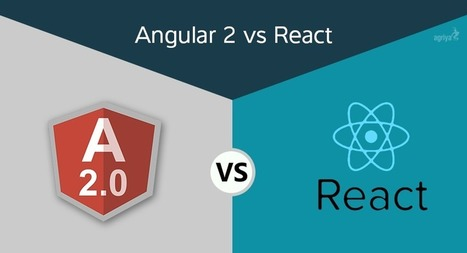 Angular 2 vs React – What Developers Often Forget?   Android Application   Scoop.it