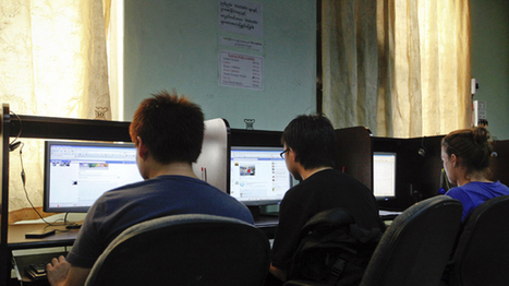 Burma's Internet to Receive High-Capacity Upgrade - The Irrawaddy News Magazine | Myanmar | Scoop.it