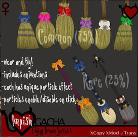 The Samhain Gacha Event | A Collection of Second Life Blogs | Scoop.it