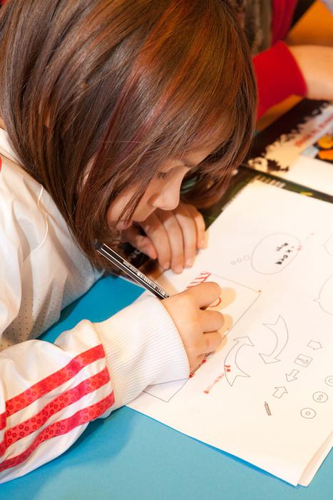 Digitale media maken: een poort naar de toekomst - Mediawijzer.net | Kinderen en interactieve media | Scoop.it