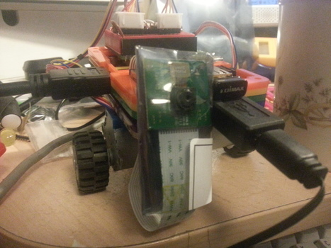 Ow.ly - image uploaded by @cymplecy | Raspberry Pi | Scoop.it