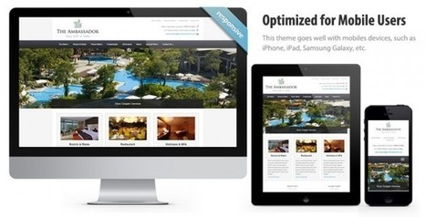 Why Hotels Should Have a Responsive Website | ehotelier.com News Archives | ALFREDO CAPURSO - Tecnico del Turismo | Scoop.it