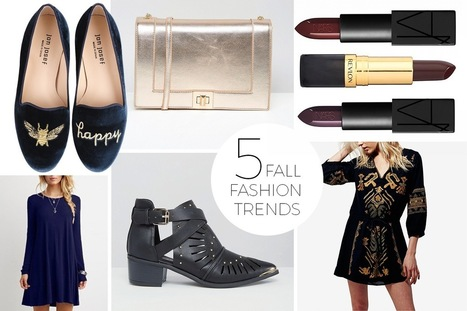 Here's What You'll Be Wearing This Fall, According to Pinterest | Pinterest | Scoop.it