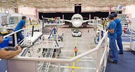 L'aéronautique peine toujours à recruter | Industrie | Scoop.it