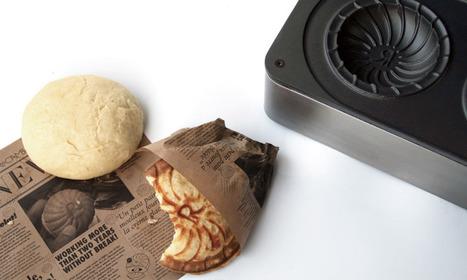 Cómo se hace el helado caliente de Rocambolesc   tony   Scoop.it