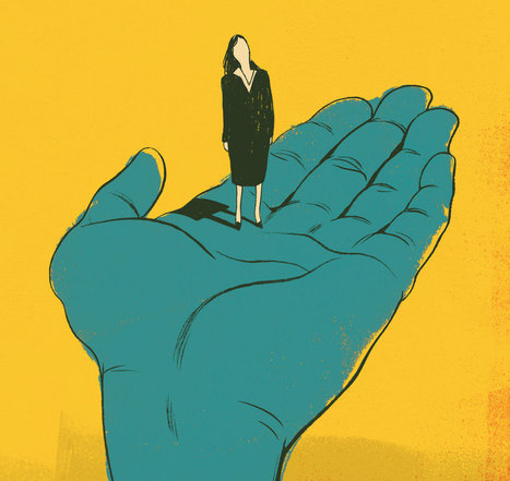 Sponsors Seen as Crucial for Women's Career Advancement | Women in Leadership | Scoop.it