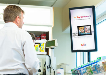 Amscreen Introduces Digital Signage Technology to Tesco UK Petrol Station Network | Social Media Superstar | Scoop.it
